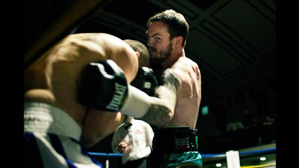 Miles Shinkwin is raring to go ahead of his Southern Area title fight. Picture: Nicholas Nunn