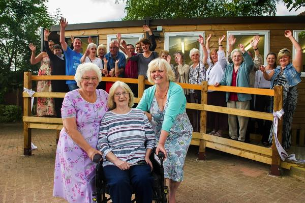 New community hub opened in north Watford