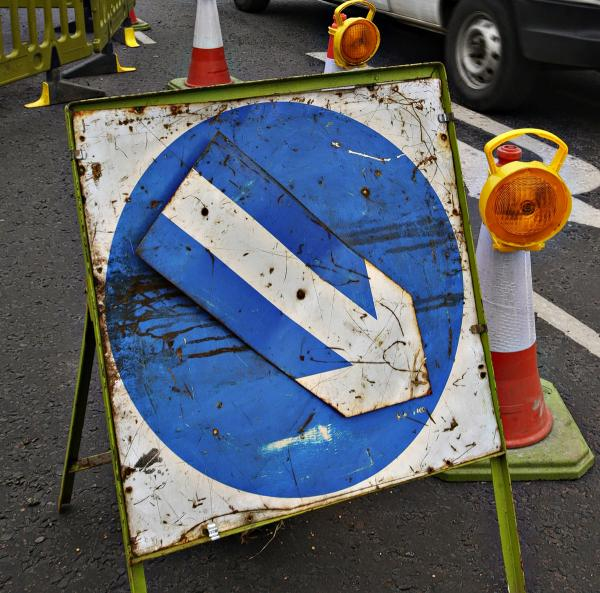 Leavesden roadworks to finish today