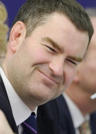 MP David Gauke promoted to Financial Secretary to the Treasury in cabinet reshuffle