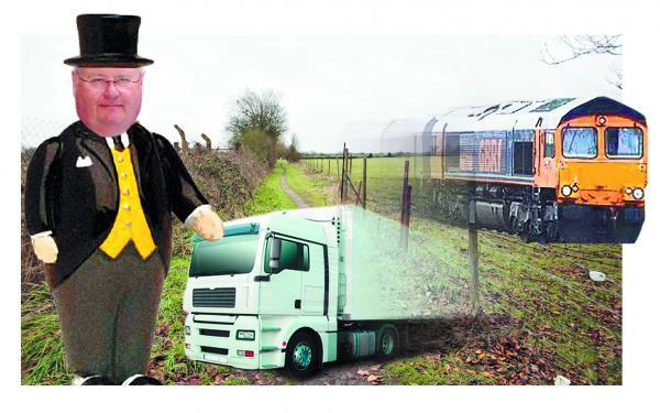 Railfreight: the 'biggest act of vandalism to ever hit St Albans'