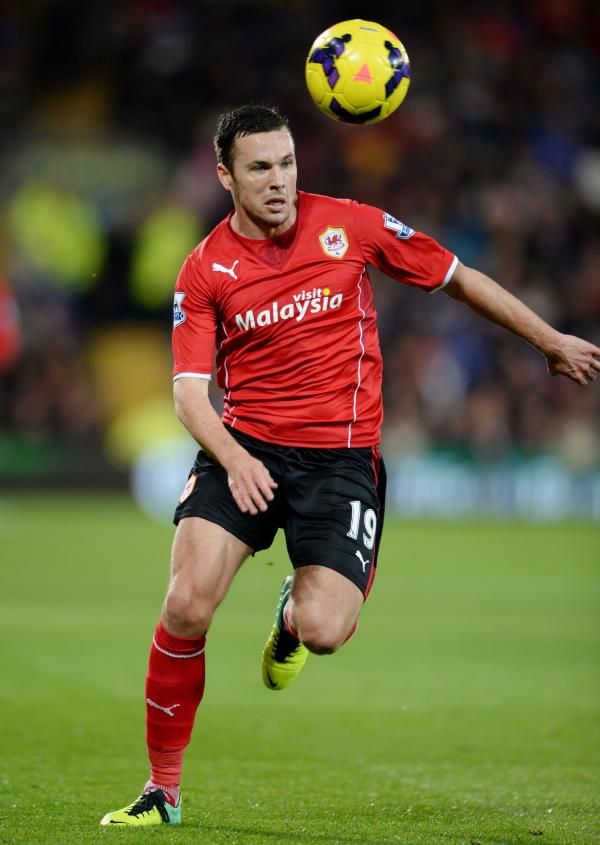 Former Hornet Don Cowie has left Cardiff City and has joined Wigan Athletic. Picture: Action Images