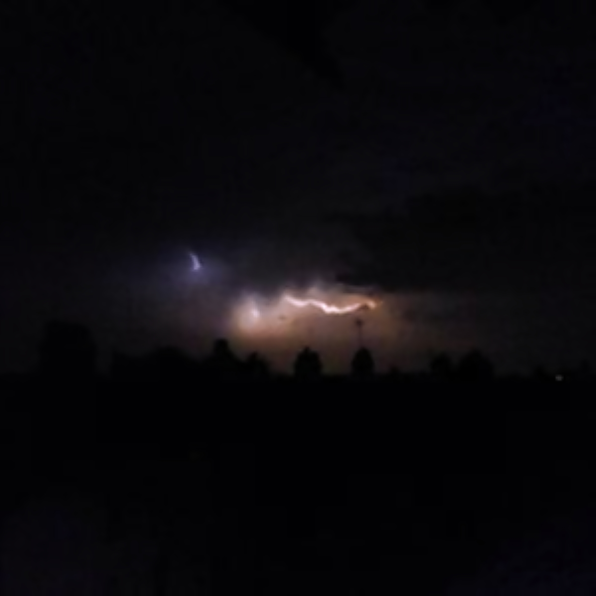 Watford Observer: Lightning by Kate Barber