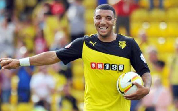 Watford close to agreeing new contract with Deeney