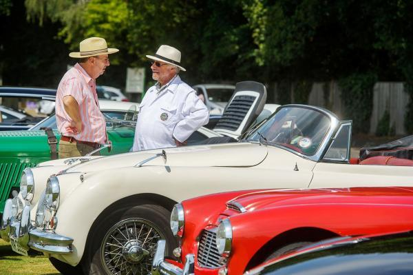 Gallery: fantastic array of rare and exotic cars at Chorleywood Classic Car Show