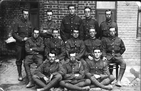 Remembering Watford's Conscientious Objectors during World War One