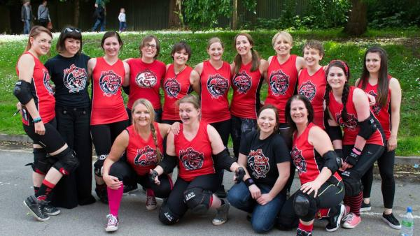 Hertfordshire's Hell's Belles looking to home support ahead of derby