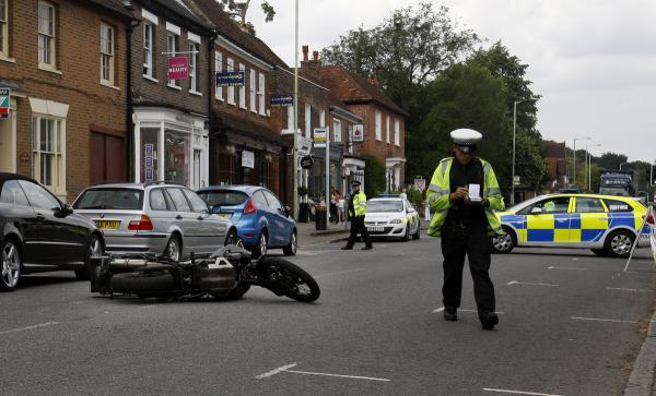 Kings Langley crash: pedestrian described as a 'very popular and lovely lady'