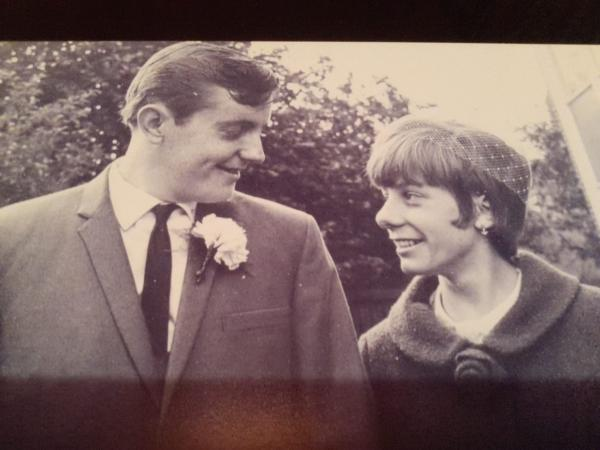 Couple who met in Oxhey bingo hall celebrate 50 year anniversary
