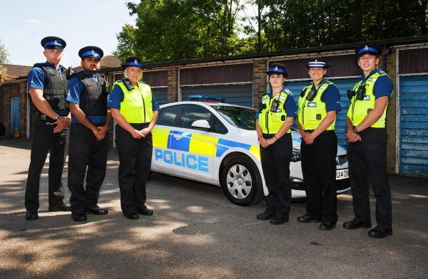 New PCSOs join South Oxhey policing team