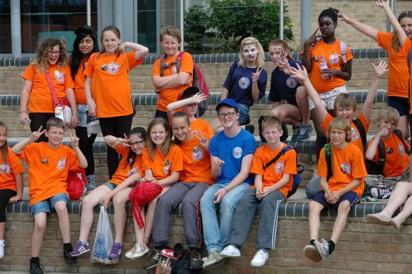Francis Combe Academy celebrates five years of summer activities