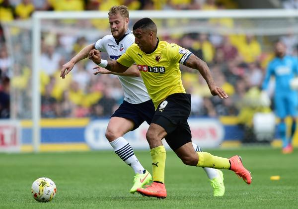 Bruce rules out move for Watford captain