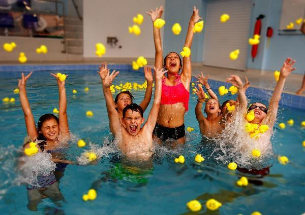 New pool at Rickmansworth School open for free this summer