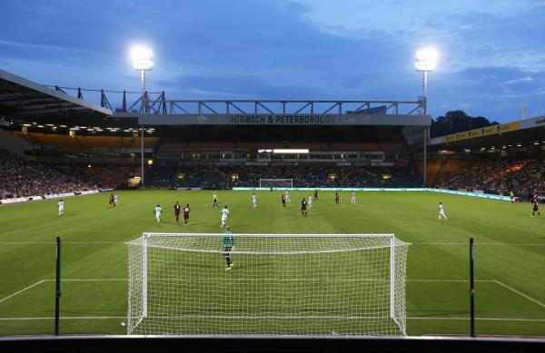Watford head to Carrow Road this afternoon. Picture: Action Images