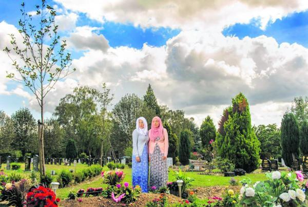 Two Watford families devastated by theft of graveside benches dedicated to the memory of their loved ones