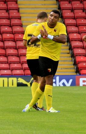 Troy Deeney. Picture: Action Images