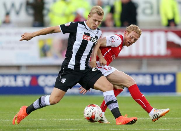 HALF-TIME: Game goalless at the New York Stadium. Picture: Action Images