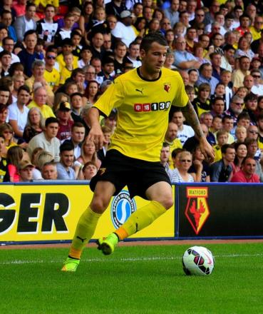 Watford looking for another left back