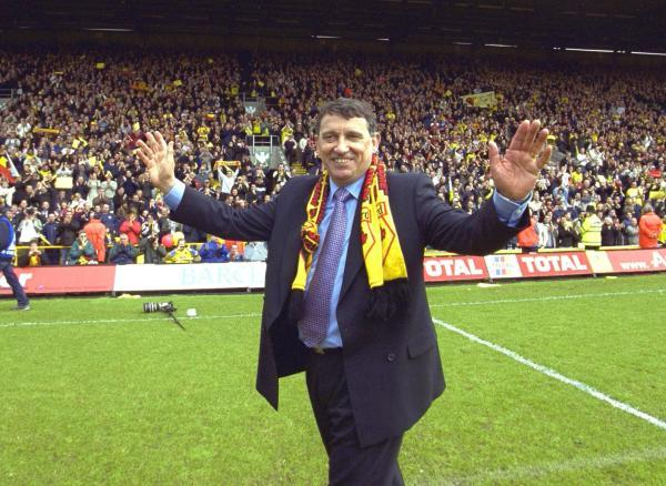 Graham Taylor. Picture: Action Images