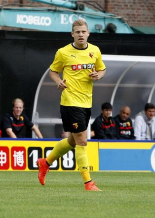 Matej Vydra Picture: Holly Cant