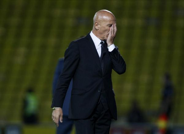 Beppe Sannino's Watford are out of the League Cup. Picture: Action Images