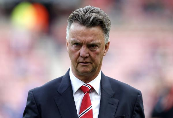 Manchester United boss Louis Van Gaal. Picture: Action Images
