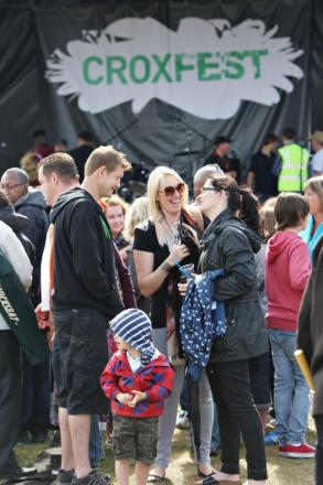 Volume could be turned down on Croxfest after residents raise concerns