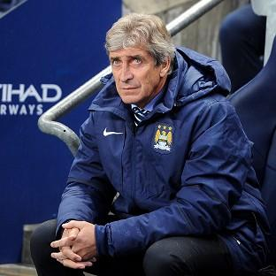 Manuel Pellegrini is taking nothing for g