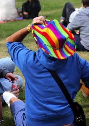 Thousands attend Herts Pride in Watford