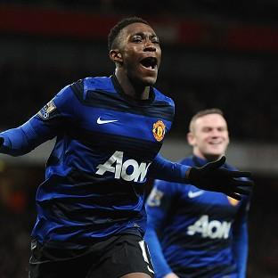 Manchester United Danny striker Welbeck is understood to be in