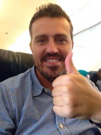 Oscar Garcia has posted his first message as Watford head coach. Picture: Oscar Garcia's Twitter page