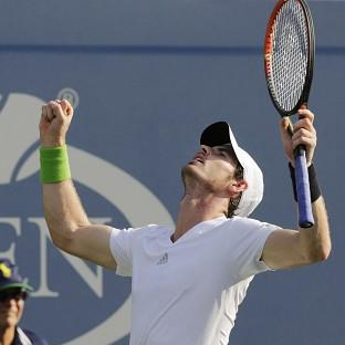Andy Murray is happy with his form ahead of a U