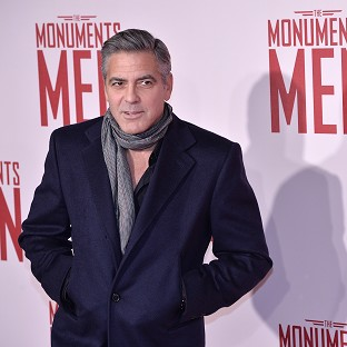 George Clooney said he considered it an honour to make the film