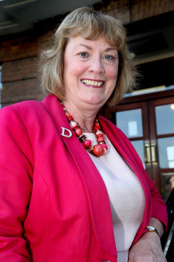 Mayor Dorothy Thornhill: 'I have the knowledge, experience and passion to represent Watford in Westminster'