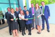 Garston Manor School: pupils and teachers celebrate re-launch following a £5m cash injection