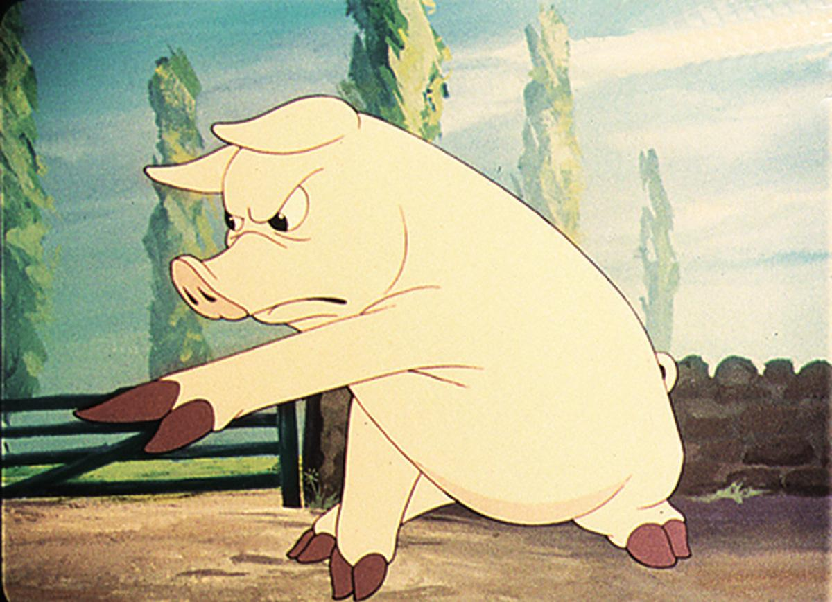 animal farm the significance of squealer