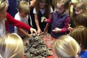 Grove Infant and Nursery School holds week of art based activities