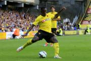 Lloyd Doyley is used to earning his place back at Watford. Picture: Action Images