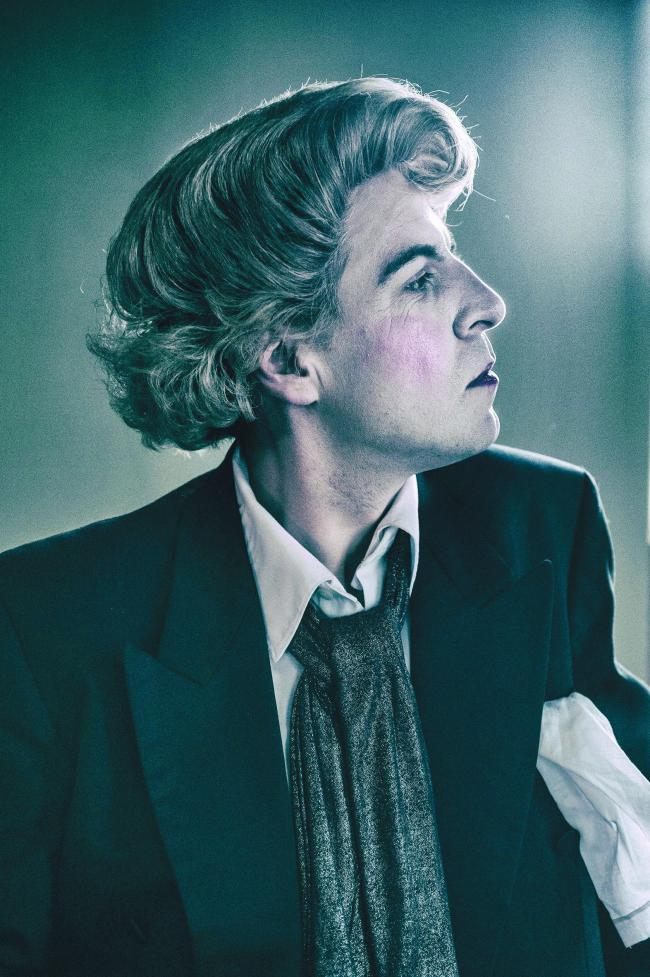 The Naked Hope of Quentin Crisp