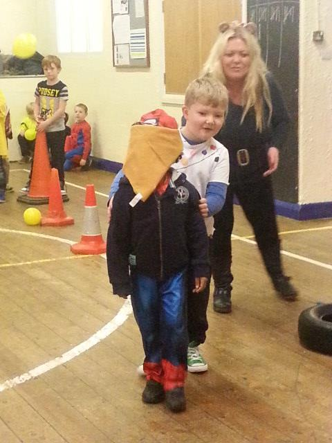 Beavers raise more than £60 with BBC Children in Need evening