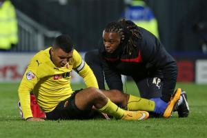 Deeney '100 per cent ready' for Reading trip