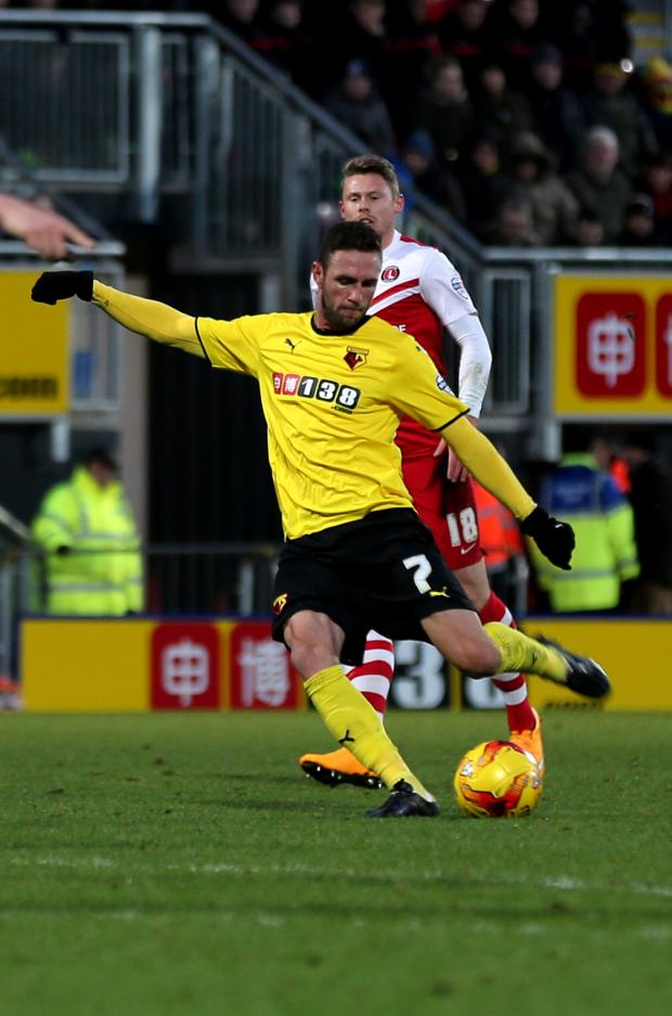 Watford Observer: Miguel Layun 