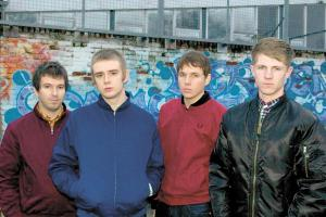Watford punk pop band The Spitfires talk to Rosy Moorhead ahead of their gig supporting Paul Weller at Watford Colosseum