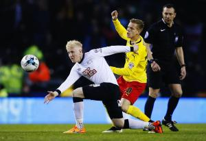 Watford Observer: England Under-21 midfielder Will Hughes has become Watford's first summer signing.