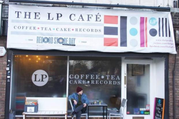 Watford Observer: Record Store Day at The LP Cafe