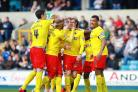 HIGHLIGHTS: Watford beat Millwall 2-0 to keep pace
