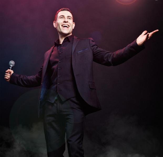 Watford Observer: Lee Nelson - Suited & Booted