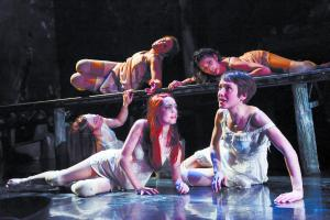 A five-star review of Mermaid at the Watford Palace Theatre