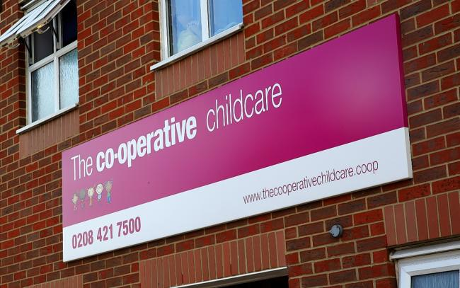 The co-operative childcare centre in South Oxhey