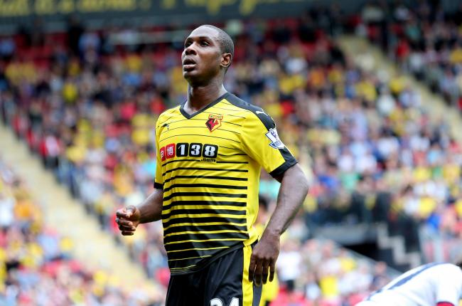 Odion Ighalo has been linked with a move away from Watford: Holly Cant